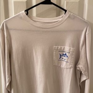 Southern Tide Long Sleeve Pocket T-Shirt!